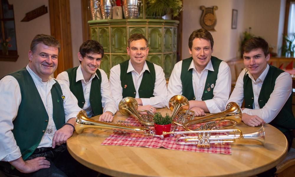 Jochen Wohlhüter, Lukas Faiß, Michael Baur, Sebastian Duffner, David Faiß
