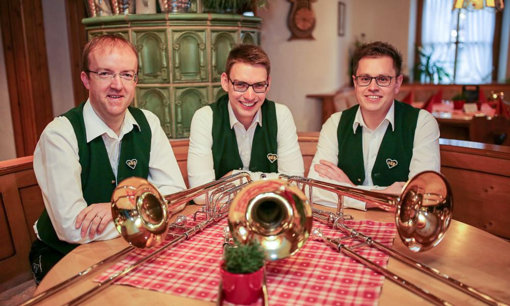 Markus Kienzle, Frank Faiß, Florian Oswald
